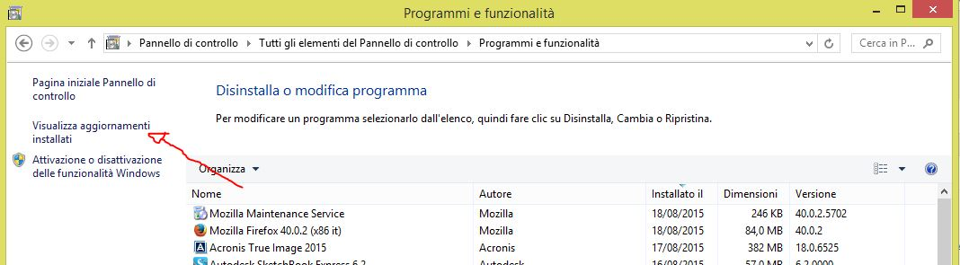 programmi-funzionalità