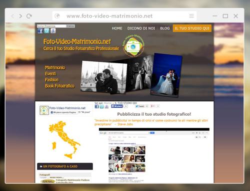 Foto-Video-Matrimonio.net